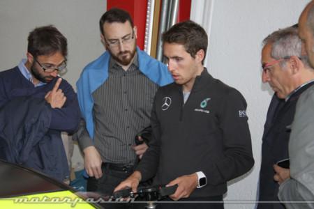 Dani Juncadella Mercedes DTM 5