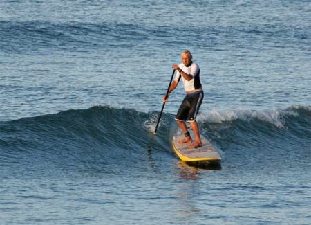 Stand up paddle surfing, un depote acuático muy completo