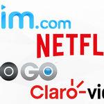 Netflix, Blim, Claro Video y HBO GO; así es la oferta del entretenimiento por streaming
