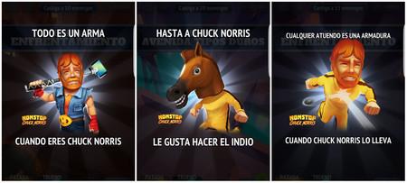 Nonstop Chuck Norris Game Humor
