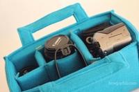 Fabrica tu propia bolsa para transportar tu cámara, objetivos y accesorios