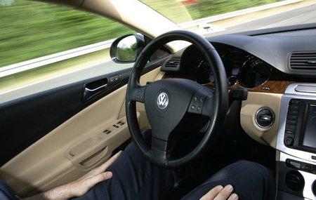 HAVEit, Volkswagen crea el sistema de piloto automático temporal