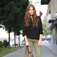 El otoño tiñe los árboles y nuestros looks: colores tendencia en streetstyle