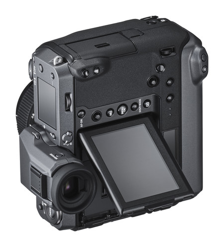 Gfx 100 Vertical Leftobl Evf Monitorup
