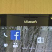 Primeras imágenes reales del Microsoft Lumia 950 y su variante XL