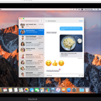Esto es todo lo que debes saber para utilizar 'Mensajes' en macOS Sierra