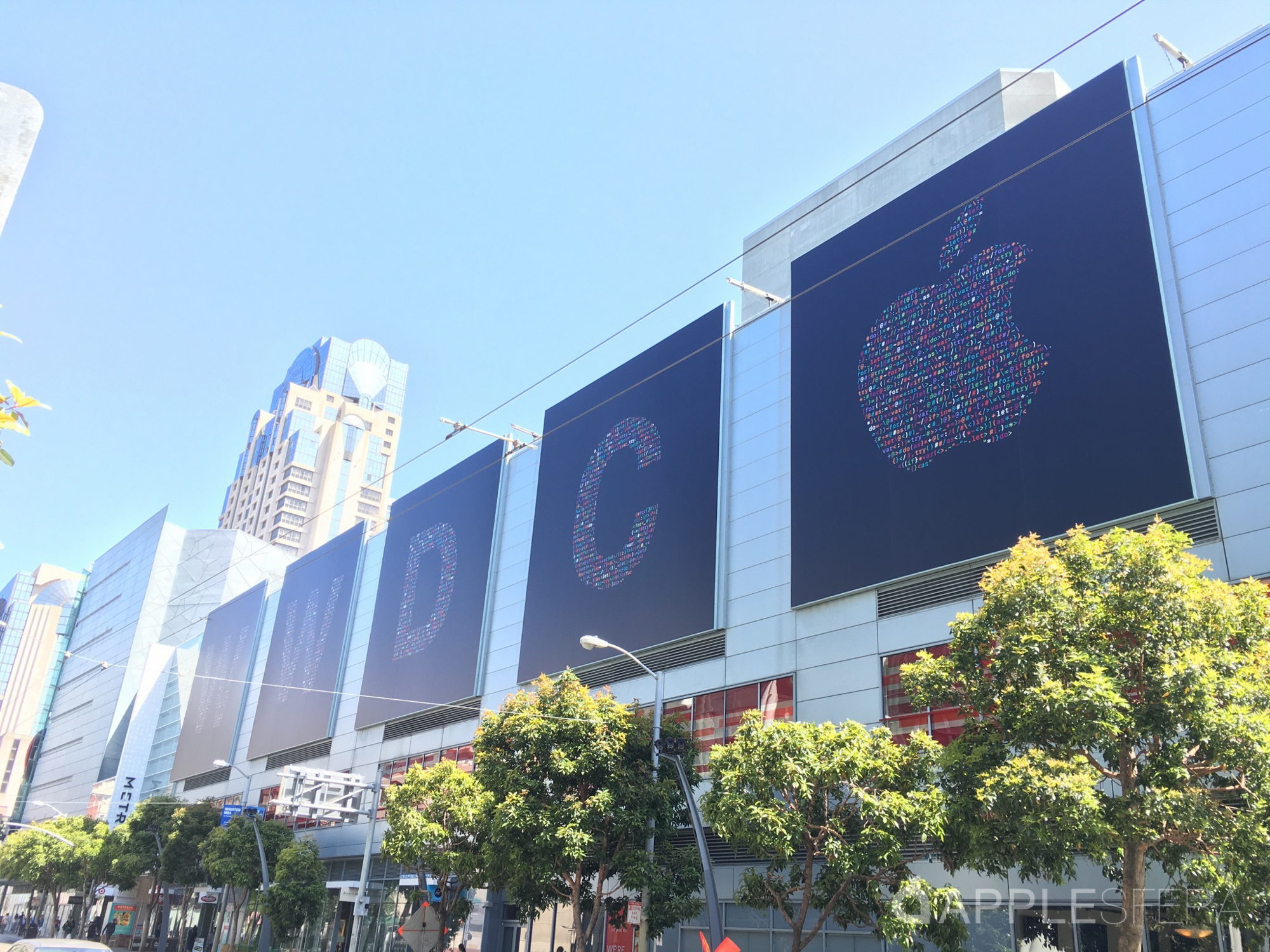 Apple Store Union Square & WWDC16 Moscone Center