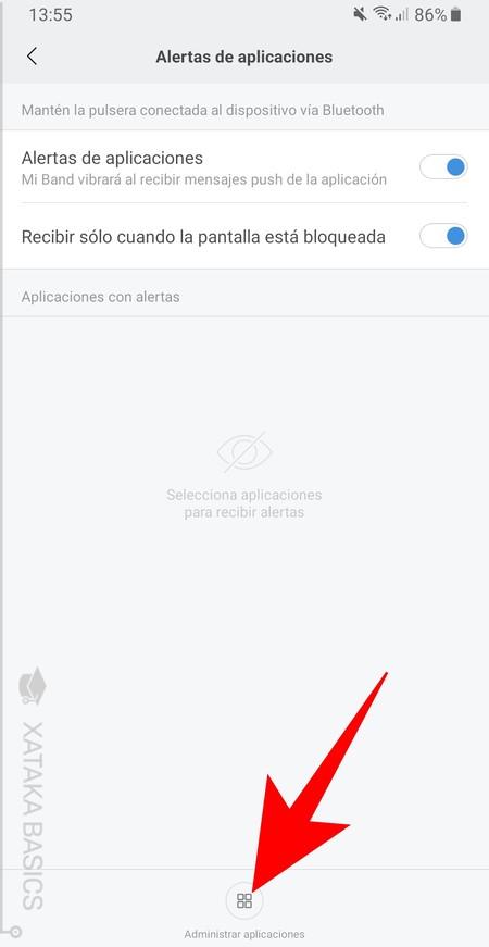 Administrar Apps