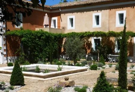 Vacaciones provenzales, una casa de labranza convertida en hotel rural