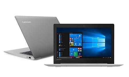 Para los que buscan un portátil muy básico y económico, hoy, el Lenovo Ideapad S130 cuesta sólo 219 euros en Amazon