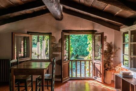 Alojamiento En Airbnb Casa Rural En Hostalnou De Bianya Cataluna 2