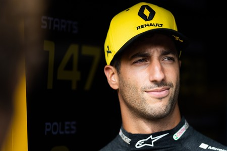 Ricciardo Italia F1 2019 4