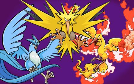 Pokémon GO:  aquí tienes las fechas en las que podrás capturar a las tres aves legendarias