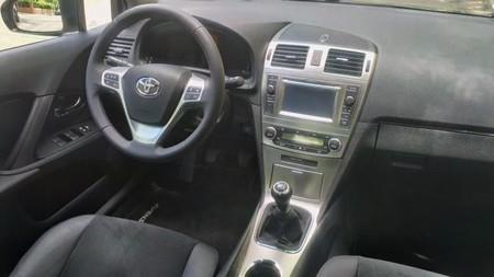 El Toyota Avensis 2014 a prueba (II): Interior y experiencia al volante