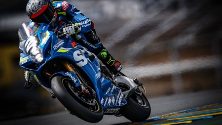 Suzuki 24 Horas Le Mans Ewc 2020