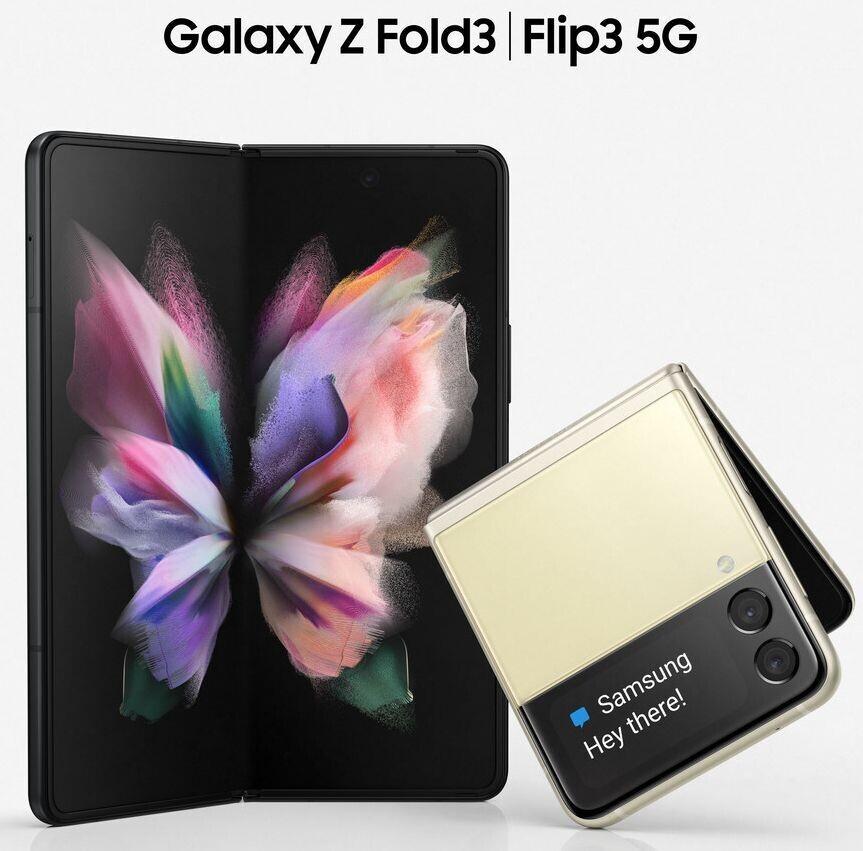 Samsung celebrará su Unpacked el 11 de agosto, según filtraciones: Galaxy Z Fold y Z Flip 3, Galaxy Watch 4 y más