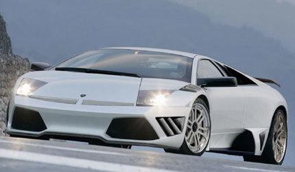 Lamborghini Murcielago LP640 por IMSA