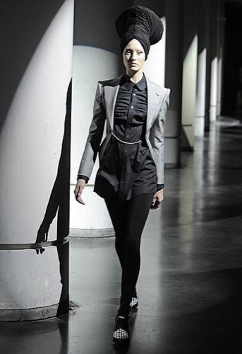 Junya Watanabe, Primavera-Verano 2010 en la Semana de la Moda de París IV