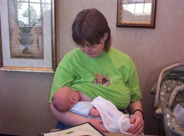 Guía sobre riesgos laborales durante la lactancia