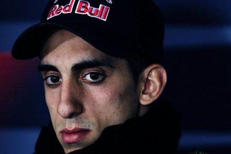 Sebastien Buemi no comienza bien los libres del GP de China