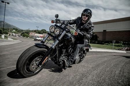 Harley-Davidson FXDF Fat Bob 2014, Dark Custom desde Milkwaukee