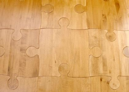 Puzzle Floor: algo original para tus suelos