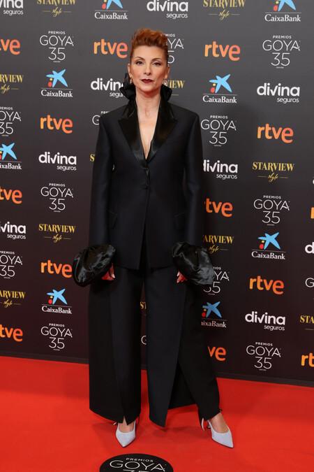 Mejor Vestidas Premios Goya 2021