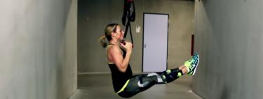 25 ejercicios con TRX para poner a prueba todos tus músculos