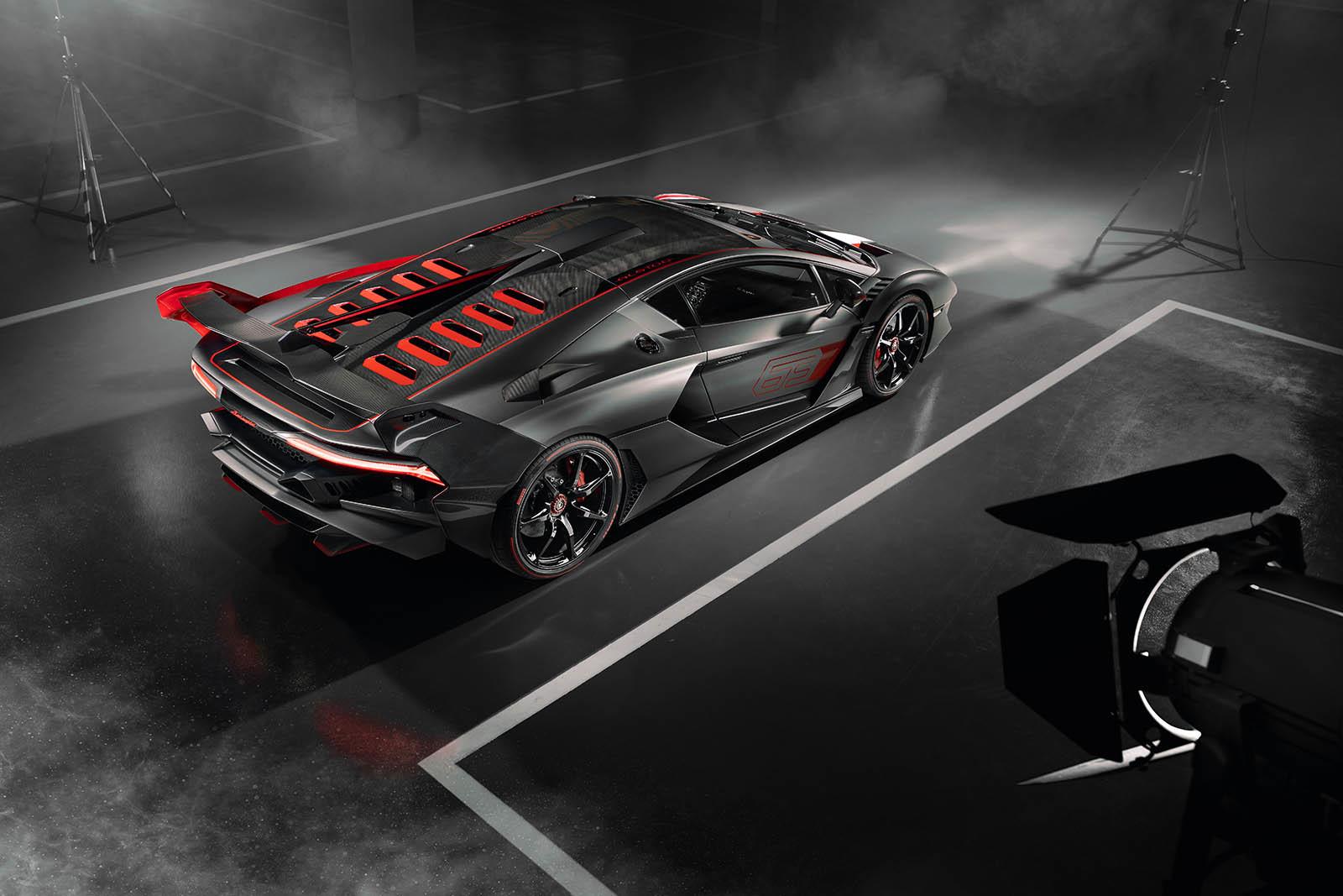 Foto de Lamborghini SC18 Alston (3/15)