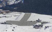 Courchevel: uno de los aeropuertos más peligrosos del mundo