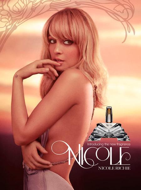 nicole richie perfume