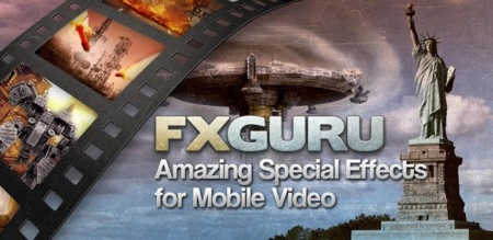 FxGuru: Movie FX Director, graba vídeos con increibles efectos especiales con tu Android