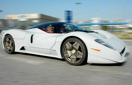 Top 10 Supercars 2006