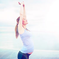 Ejercitarte en el embarazo también es bueno para tu bebé: ayuda a mejorar su desarrollo neuromotor
