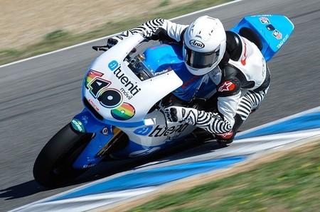 Thomas Luthi y Jack Miller, los más rápidos en los primeros test no oficiales de Moto2 y Moto3