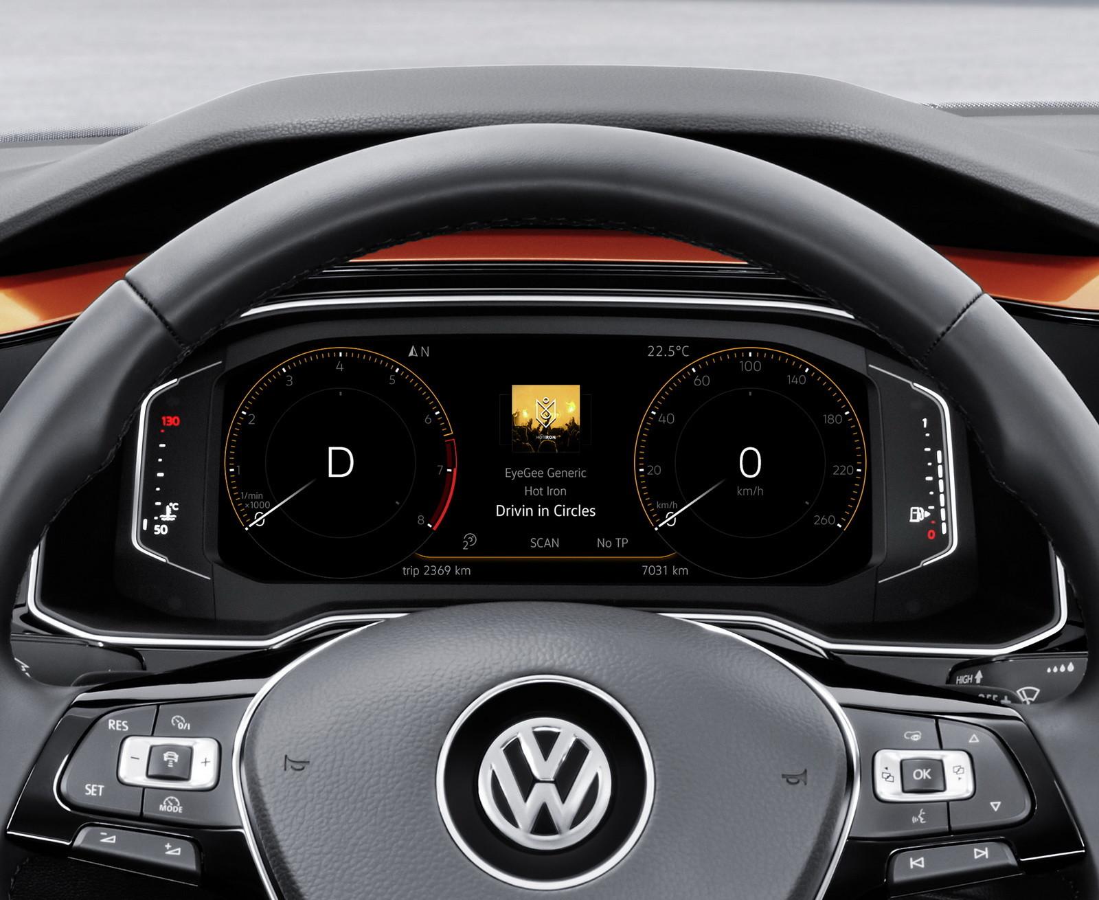 Foto de Volkswagen Polo 2018 (32/51)