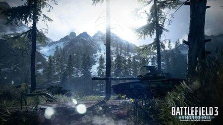 Habemus fecha para el cañero DLC Armored Kill de 'Battlefield 3'