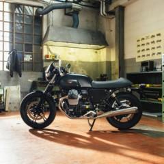 Foto 4 de 9 de la galería garage-moto-guzzi-v7-ii en Motorpasion Moto