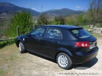 Prueba: Chevrolet Lacetti 2.0 TCDi (parte 2)