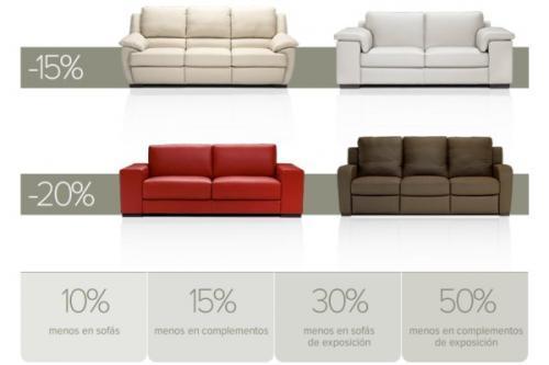Precios sofas natuzzi outlet for Sofas natuzzi outlet madrid