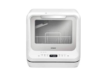 Bomann Tsg 7402 Lavavajillas Mini Color Blanco 43 5 X 42 X 43 5 Cm