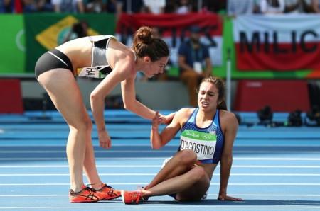 19 momentos de solidaridad deportiva que resumieron a la perfección el espíritu olímpico