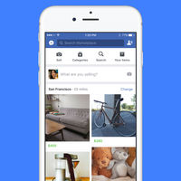 Facebook lanza Marketplace, su propio Wallapop para la compraventa de artículos entre usuarios
