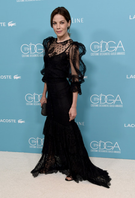 Michelle Monaghan Costume Designers Guild Awards 2015