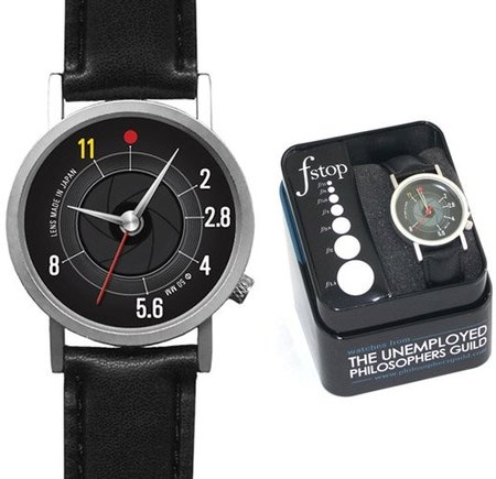 Dos relojes para adictos a la fotografía