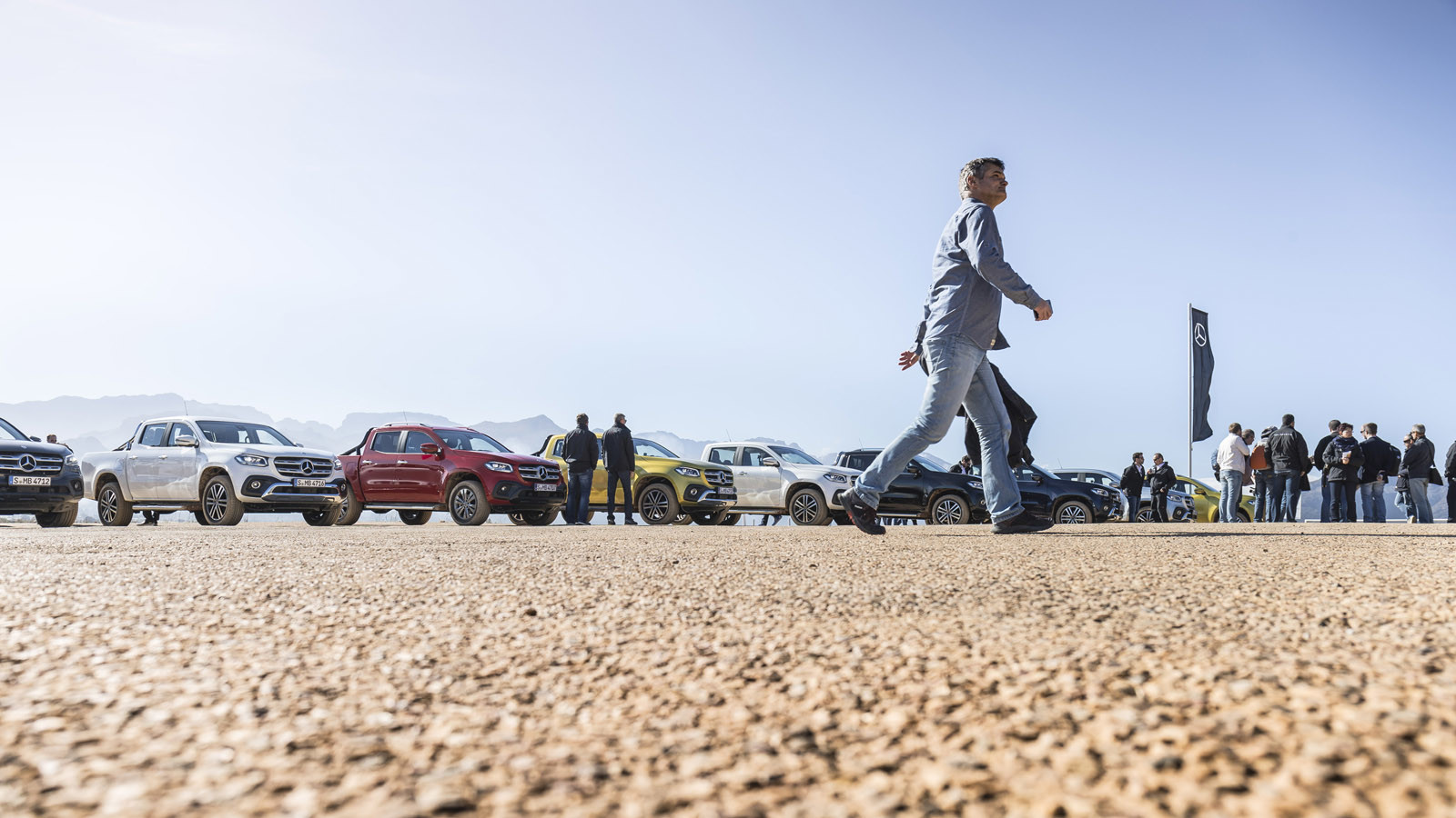 Foto de Mercedes-Benz Clase X, primeras impresiones (34/70)