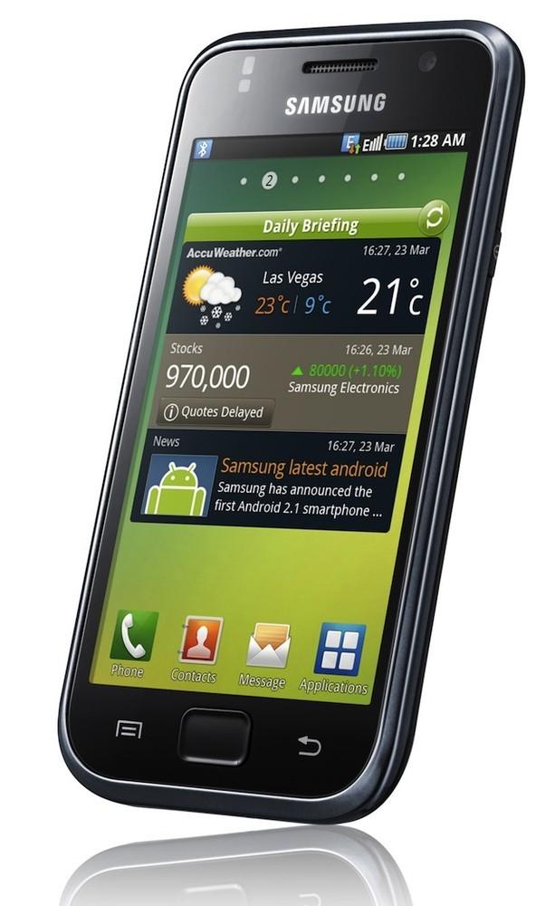 Foto de Samsung Galaxy S (2/6)