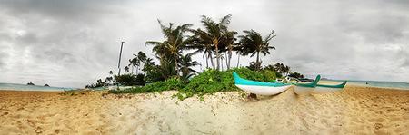 Lanikai beach, Evan Rapoport