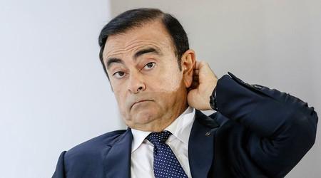 Carlos Ghosn sale de la cárcel pagando una fianza de 179 millones de pesos