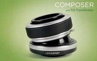 Lensbaby Tilt Transformer: Tilt-Shift de calidad, al alcance del bolsillo